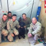 Christmas 2011 at Leatherneck kennel