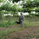 DSC00316 Makripodis & MWD on Patrol 3  4-2010