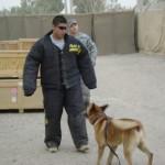 Training SSgt Campos & MWD IkKa JBB 9-2009  2